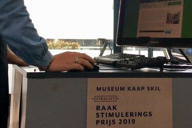 Stemmen voor Museum Kaap Skil