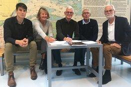 STIFTexel ondersteunt project Museum Kaap Skil met extra bijdrage