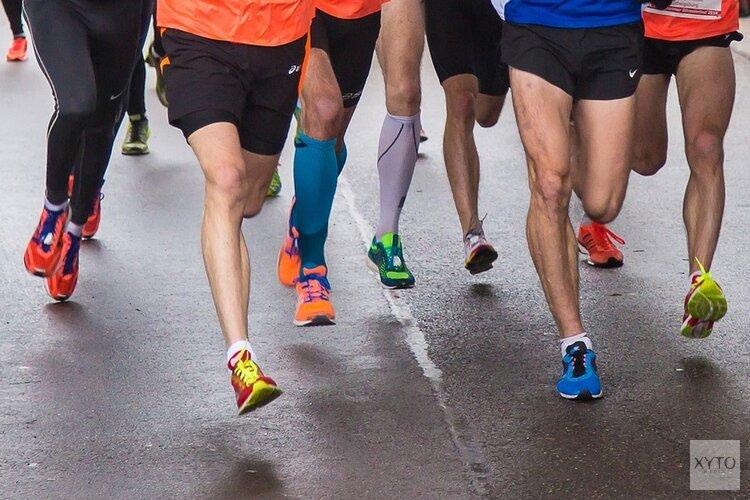 Halve marathon Texel afgelast vanwege verwachte weersomstandigheden