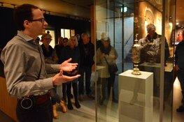 Pronkbeker nog twee weken te zien bij Museum Kaap Skil