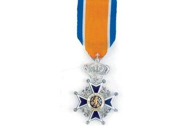 Koninklijke onderscheiding bij jubileum Texelfonds