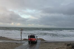 Kustwacht staakt zoektocht naar vissers: duikactie uitgesteld door slecht weer