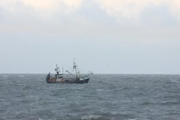 """Ook vandaag geen duikactie in zoektocht naar vermiste vissers: """"De wind is te hard"""""""