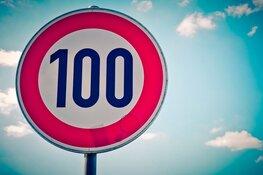 Maximumsnelheid gaat op 16 maart omlaag