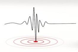 Aardbeving met kracht van 2,8 in bodem onder Noordzee