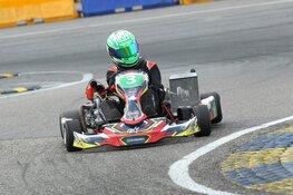 Ook voor Nederlands kampioen Mika Vos geldt: 'Improve your speed'