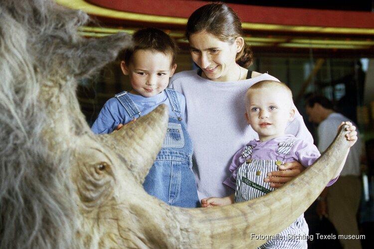 Afscheidslezing wolharige neushoorn