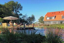 Nieuw leven Texel wint Gouden Zoover Award en is volgens Zoover het beste vakantiehuis van de Waddeneilanden
