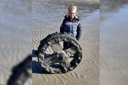 Eeuwenoud pistool en wiel gevonden op De Hors