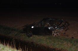 Automobilist omgekomen bij ongeval De Waal