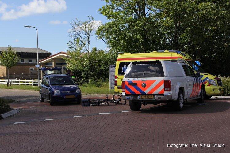 Ongeval letsel Spinbaan den Burg Texel