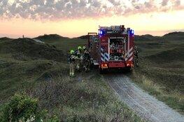 Politie nog altijd op zoek naar daders duinbrand op Hemelvaartsdag