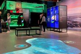 Nieuwe tentoonstelling Ecomare geopend