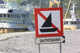 Jachthaven Oudeschild voor het eerst dit jaar bijna vol