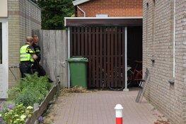 Arrestatieteam op Texel