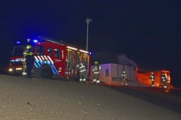 Opbouw surfclub Texel gestart na grote brand