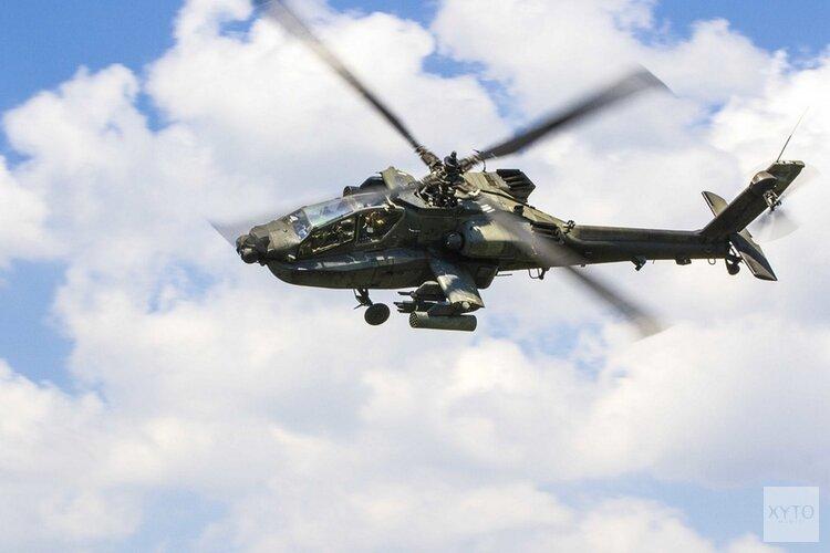 Hunted-heli's boven Texel: burgemeester eist excuses van AVROTROS en defensie