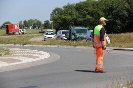 Verkeershinder door opnieuw asfalteren van Texelse wegen