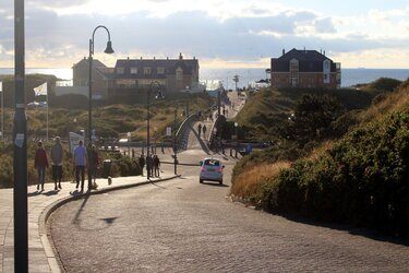 Minder Duitsers op Texel, Nederlanders zien Noordkop nu juist als 'safety-optie'