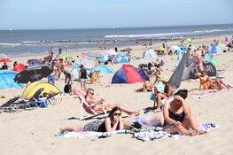 Drukste stranddag van het jaar op Texel