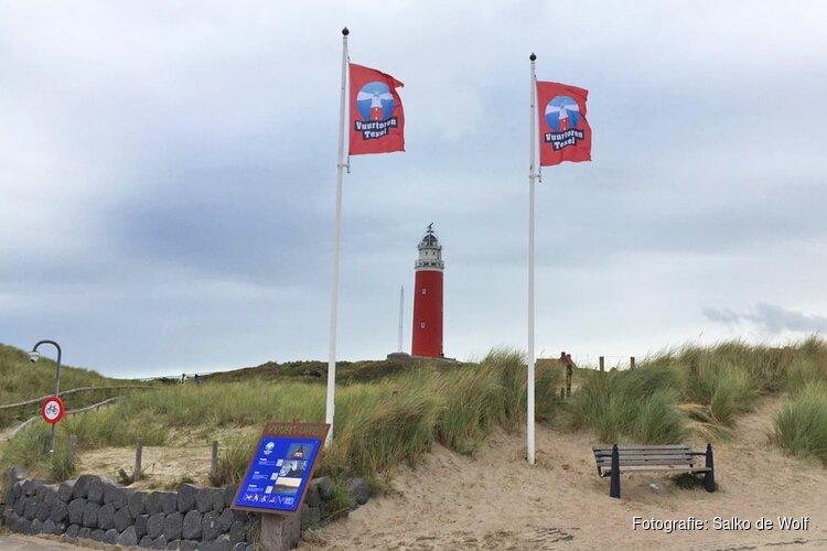 Vuurtoren Texel weer geopend voor publiek