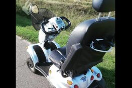 Ongeval scootmobiel