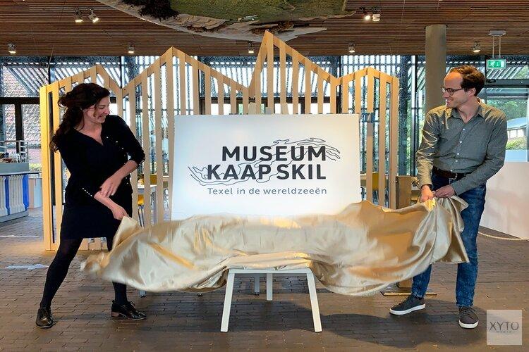 Nieuw logo voor jubilerend Museum Kaap Skil