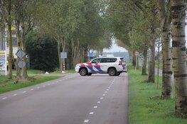 Fietser in aanrijding met auto op Texel