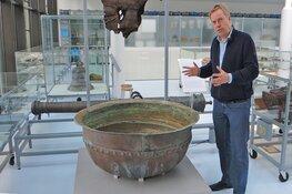 Online lezing archeoloog Michiel Bartels over Schervenwrak