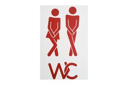 De gemeente plaatst tijdelijke openbare toiletten in Den Burg en De Koog