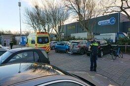Ongeval op parkeerplaats: 5 auto's zwaar beschadigd